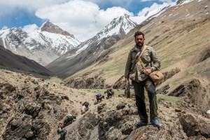 Levison Wood in the Himalayas